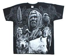 ODIN VIKING WARRIOR T-Shirt Wrap