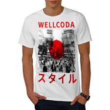 Japan Style Flag Herren T-SHIRT NEU | wellcoda