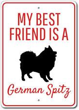 German Spitz Sign, German Spitz Gift, German Spitz Decor Ensa1003144