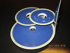 CBN Schleifscheibe CBN grinding wheel 4B2  ISO9001 Ø100 bis 150mm Tellerform