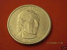 2009-P  BU Mint State  (John Tyler) US  Presidential One Dollar Coin