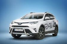 Frontbügel  für Toyota RAV 4 IV 2015- 70mm Frontschutzbügel Bullbar V2A ABE