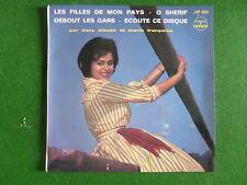 DANY CLAUDE&MARIE FRANCOISE Les filles de mon pays5552