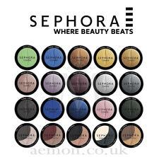 Sephora Craig & Karl Sombra de ojos o individual de plata, verde, desnuda, Duo Limitada Original