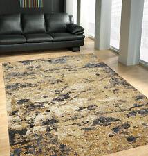 PREMIUM ABORIGINAL LOOK RUGS Floor Mat Carpet Modern Careved Soft U12  FREE POST