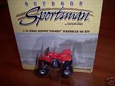 Ertl Sportsman 1:32 Polaris Scrambler 400 ATV