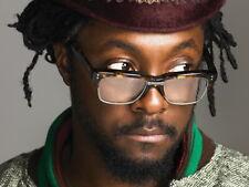 Will.i.am Portrait Hip-Hop R&B Music Rapper Singer HUGE GIANT PRINT POSTER