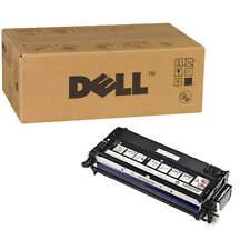 NEW Genuine DELL 3130CN BLACK CYAN MAGENTA YELLOW Toner Cartridge