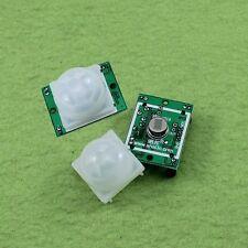 1/2/5PCS HC-SR501 IR Pyroelectric Infrared IR PIR Motion Sensor Detector Module