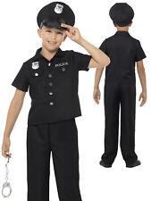 Nueva York Policía Americano Policía Traje Chicos Vestido de fantasía Traje