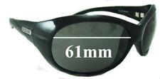 ba5b622b59 SFx Replacement Sunglass Lenses fits Killer Loop KL4144 - 61mm wide
