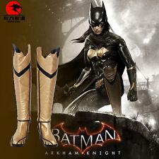 DFYM Batman Batgirl Cosplay Shoes Golden Boots shoes gold ver shoe boot