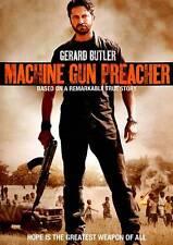 Machine Gun Preacher  NEW DVD FREE SHIPPING!!