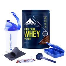 34,22€/kg - Multipower 100%* Pure Whey Protein Eiweiß 450g Beutel + BONUS