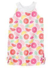 NWT GYMBOREE Fruit Punch Fruit Dress GIRLS SZ 6,7