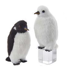 Plush Penguin Ornament