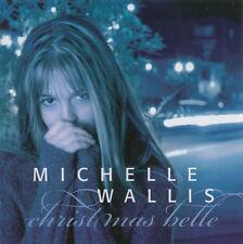 Christmas Belle CD Singer Michelle Wallis Seattle WA Holiday Jazz Jamestown ND