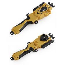 Beyblade BURST BeyLauncher Gold L-R String Launcher Grip Fighting Toy Kid Gift