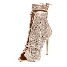 Womens high heels stilettos open toe European Roman shoes party pumps size 89 10