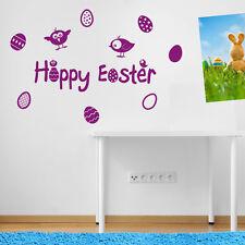 Easter Egg Window New Wall Decal Sticker Vinyl Decor Art Decorative Diy Deco 147