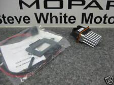 Jeep Cherokee New Blower Motor Resistor Wiring Kit Mopar Factory Oem
