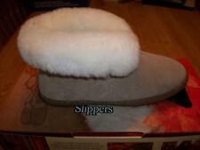 OLD FRIEND WOMEN'S BOOTIE SLIPPER SIZES 6 TO 11