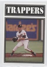1992 Sport Pro Salt Lake Trappers #16 Ken Folger Rookie Baseball Card