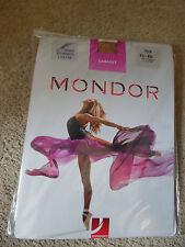 Mondor 359 / 352 Shimmer Stirrup Dance Tights -Toast and Light Toast - 40 Denier
