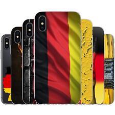 dessana Deutschland TPU Silikon Schutz Hülle Case Handy Tasche Cover für Apple