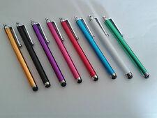 Penna stylus pennino pen touch screen capacitivo per smartphone e tablet tab