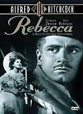 Rebecca (Dvd, 1999) Brand New, Sealed, Very Rare film