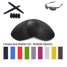 Walleva Lenses and Rubber Kit for Oakley X Metal XX - Multiple Options