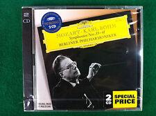 2 CD - MOZART / KARL BOHM - SYMPHONIEN Nos. 35-41 , 447416-2