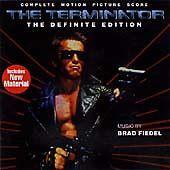 Brad Fiedel - Terminator (Original Soundtrack OST CD - Definite Edition)