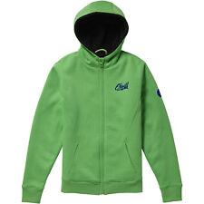 O'Neill Sweatjacke Jacke O'Neill Superfleece grün Unifarben bestickt