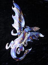 Dragon S Mythical Flight Handcrafted Mythology Metal Interior Wall Art Decor