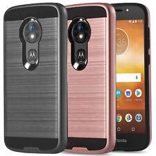 For Motorola Moto G7 Plus Z4 G6 Play G7 Power Rugged Armor Shockproof Cover Case