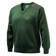 MID SEASON SALE! Beretta UK Pheasant V-Neck Sweater Dark Green