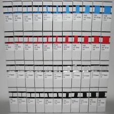 Profi Schrumpfschlauch 2:1 schwarz rot blau o. natur 1 - 26 mm Schrumpfschläuche