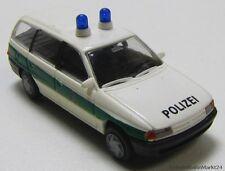 RIETZE Opel Astra Polizeiwagen Maßstab 1:87