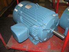 US AC Motor CAT# A30P3C, MOD# S227B, 30 HP, 1190 RPM, 326U Frame, 460 Volt