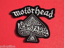 MOTORHEAD ACE OF SPADES HEAVY ROCK SEW/IRON ON PATCH