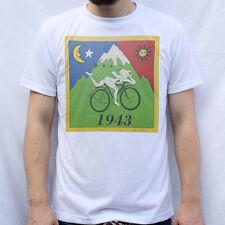 LSD Albert Hofmann T Shirt Design #acid blotter #trip