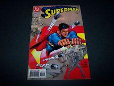 SUPERMAN #151 1ST APPEARANCE MONGUL - GREEN LANTERN BLACKEST NIGHT B