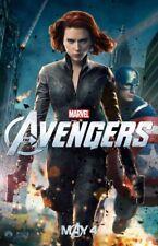 Avengers Black Widow Scarlett Johansson 35mm Film Cell strip very Rare var_e