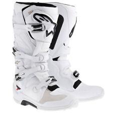 NEW Alpinestars Tech 7 Seven MX Motocross Boots - White