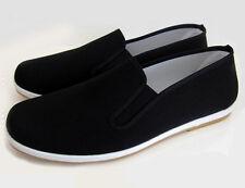 Kung Fu Schuhe Wing Tsun, Qi Gong, Tai Chi / Segeltuch Slipper Classic Style NEU