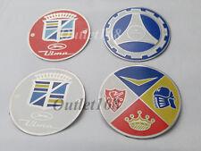 Piaggio Vespa Super Sprint Rally VBA VBB Lambretta Round Metal Emblem Badge Logo