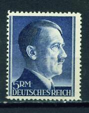 Germany WW2 Hitler's Birthday 1942 Reich Marks 5 MLH