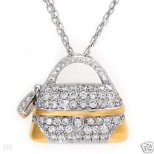 Luxurious 1.30ctw Necklace w/Super Clean Diamonds